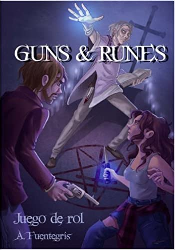 Buy Guns And Runes Juego De Rol Guns And Runes Role Playing Game