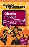 Oberlin College OH 2007, Sarah LeBaron von Baeyer, 1427401055