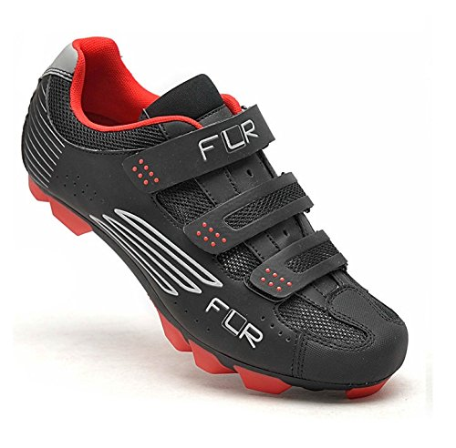 FLR F-55.II MTB Shoe in Matt Black Size 43 cWVcqQytHN