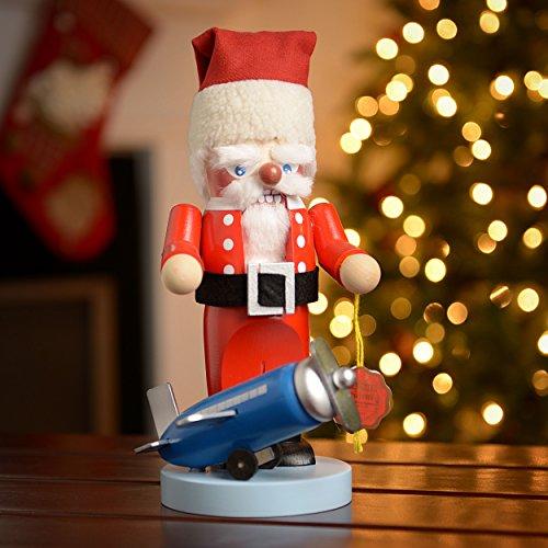 Steinbach Chubby Nutcrackers (Steinbach Chubby Flying Santa Nutcracker)