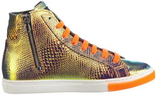 P1 220 Bpm Damen Sneaker Orange (soddisfatta Arancione)