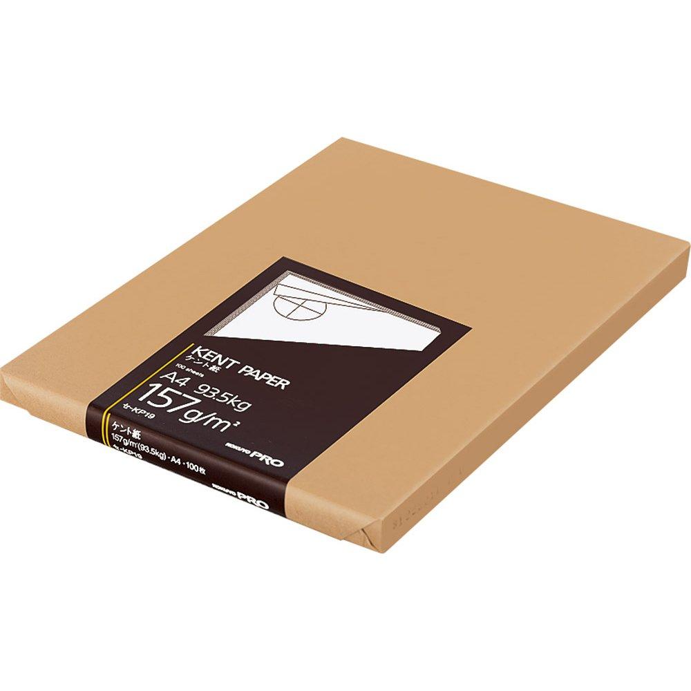 A4 100 sheets Kokuyo S & T exclusive Kent paper 157g (japan import)