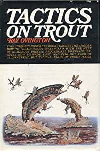 Hardcover Tactics On Trout. *A fishing classic! Book