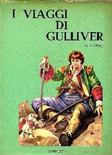 I Viaggi Di Gulliver Jonathon Swift Traduzione Italiana Italian