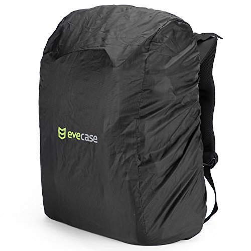 Bag Pentax More Samsung Backpack Fujifilm Panasonic Black Laptop Gadget Rain w Camera Cover Large Extra for Black and Sony Nikon Dark DSLR Canon Olympus Travel Evecase Hx8qAfRg