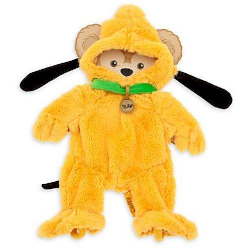 Duffy the Disney Bear Pluto Costume - (Disney Pluto Costumes)