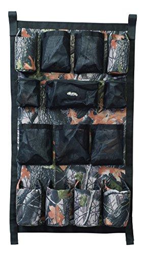 Weaver Leather Trailer Grooming Bag, Camo