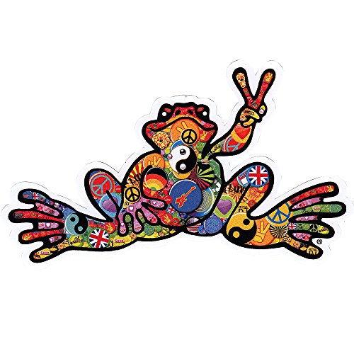 peace-frogs-buttons-frog-sticker-multicolored