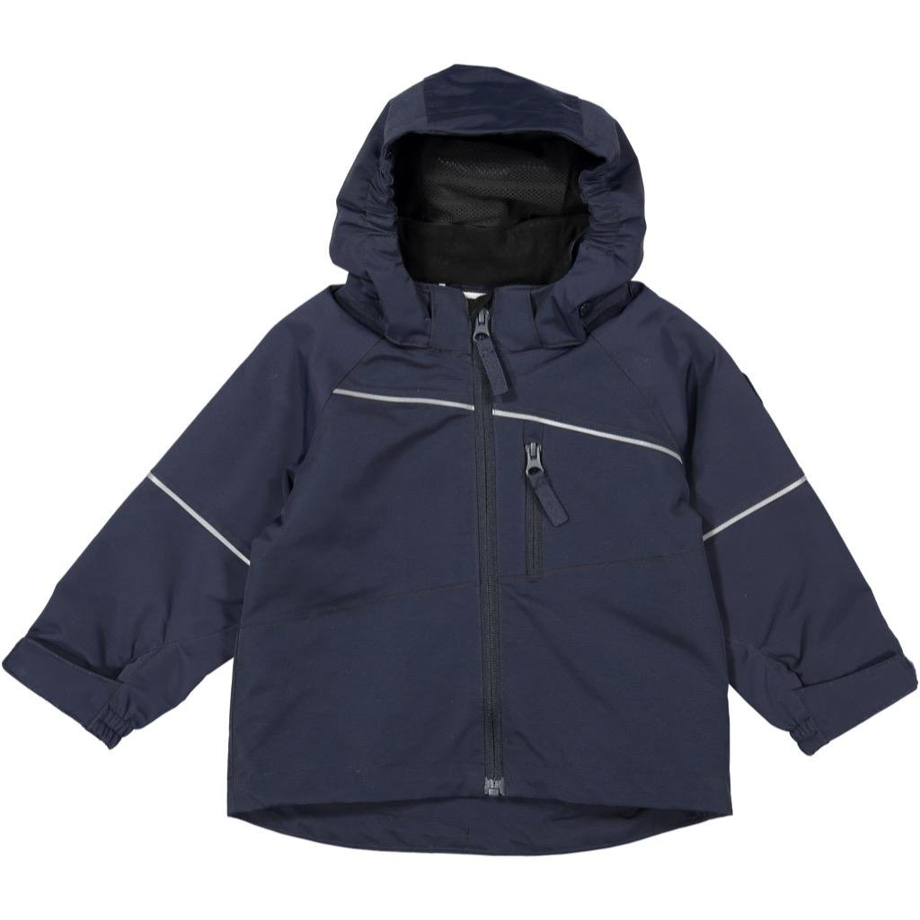 Polarn O. Pyret Shell Jacket (Baby) - 9-12 Months/Dark Sapphire by Polarn O. Pyret