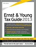 img - for Ernst & Young Tax Guide 2013 by Ernst & Young (Nov 7 2012) book / textbook / text book