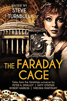 The Faraday Cage by [Turnbull, Steve, Harkess, Robert, O'Dowd, Katy, Smalley, Peter A., Marybury, Virginia]