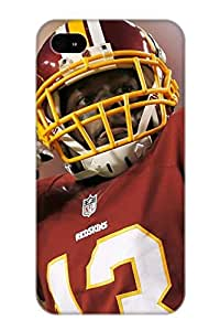 AsFrbs-2944-HXFgl Washington Redskins Protective Case Cover Skin/iphone 4/4s Case Cover Appearance