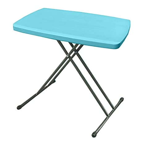 Amazon.com: Mesa plegable LXF mesa de comedor portátil mesa ...