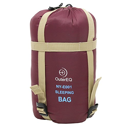 OuterEQ Camping Sleeping Bags Hiking Sleeping Bag
