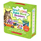 #2: Nonfiction Sight Word Readers Parent Pack Level C: Teaches 25 key Sight Words to Help Your Child Soar as a Reader!