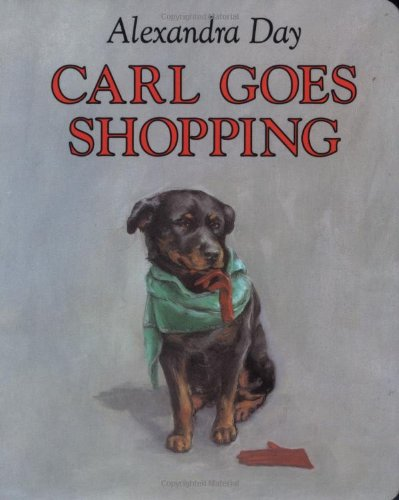full good dog carl book series by alexandra day