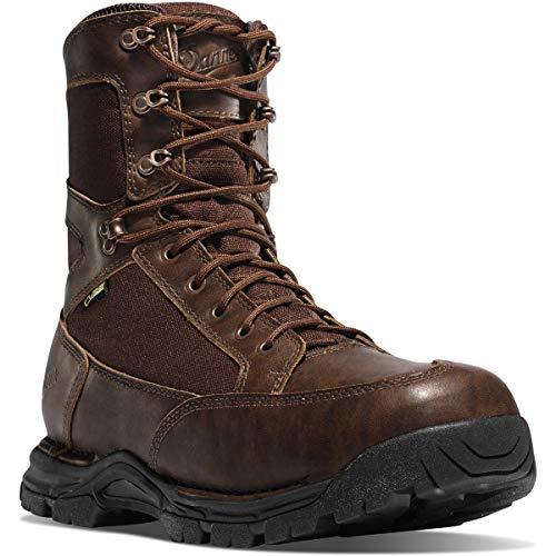"""Danner Mens 45003 Pronghorn 8"""" Gore-Tex Hunting Boot, Brown - 11.5 D"""