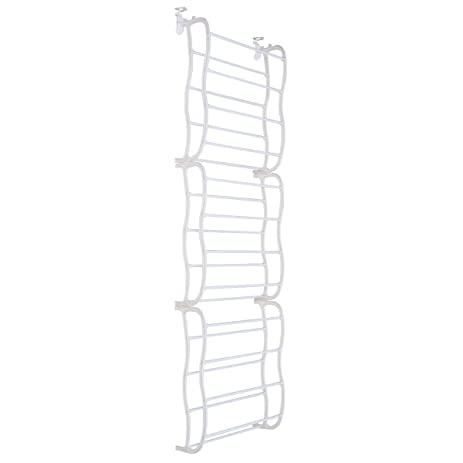 Tangkula Shoe Rack For 36 Pair Over Door Shoe Rack Wall Hanging Closet  Organizer Storage Stand