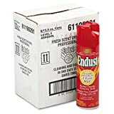Ecolab : Professional Endust, 15oz Aerosol Can, 6/carton -:- Sold as 2 Packs of - 6 - / - Total of 12 Each