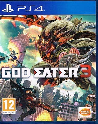 BANDAI NAMCO Entertainment God Eater 3 vídeo - Juego (PlayStation ...