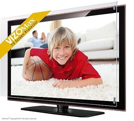 32 pulgadas Vizomax TV Protección de pantalla para televisor LCD, LED y Plasma HDTV: Amazon.es: Electrónica