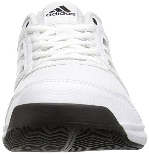 Performance Adizero Mens Black White adidas Tennis White Attack Shoe HEqgxzdw