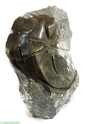 (Shona Stone KISS Zimbabwe African Art )