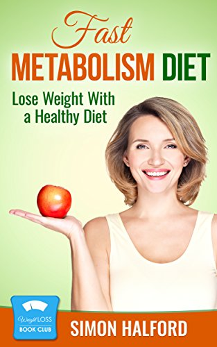 Fast Metabolism Diet Weight Healthy ebook product image