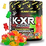 VMI Sports   K-XR Pre-Workout Energy Powder   Intense Energy Pre-Workout Drink for Men and Women  Creatine-Free   Enhanced Fo