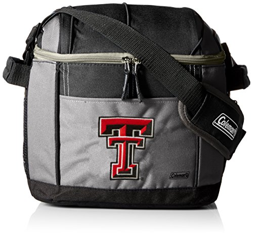 NCAA Texas Tech University 24 Can Soft Sided Cooler
