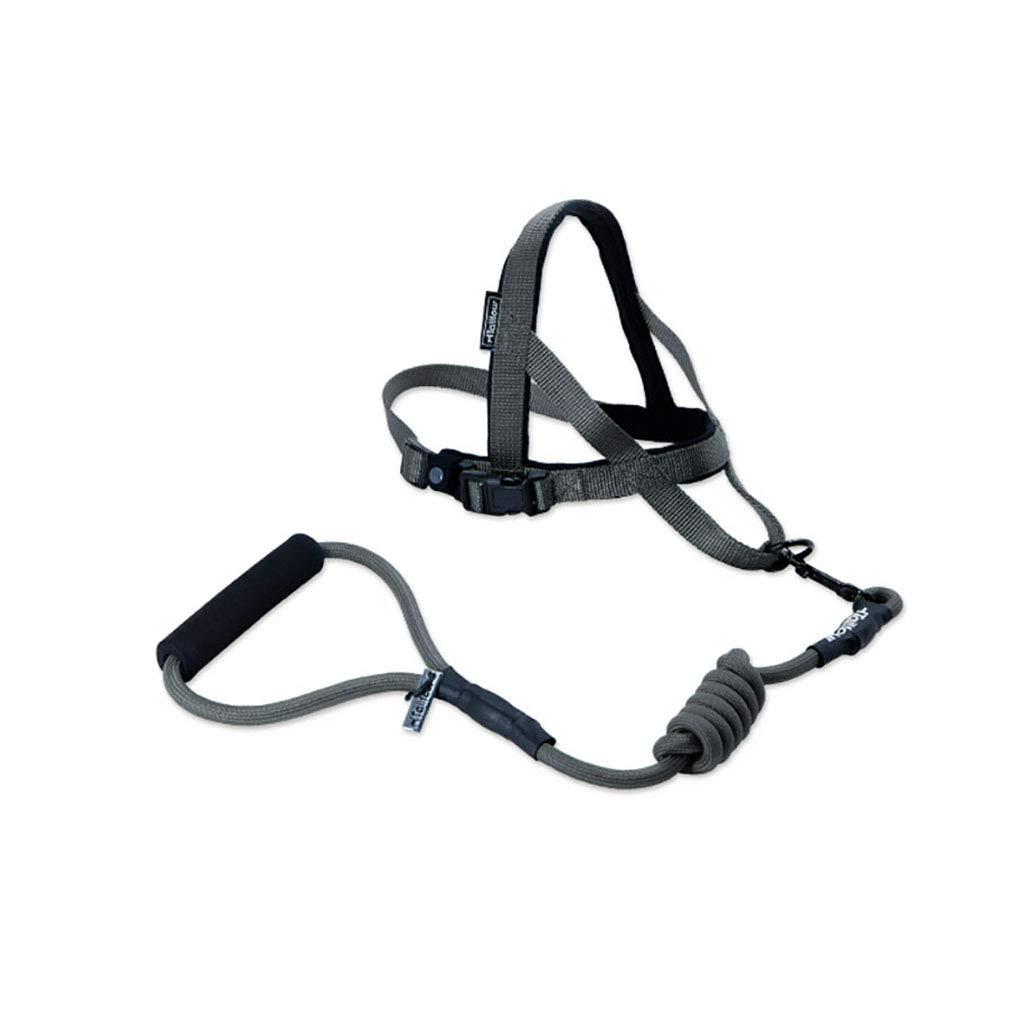 Big Dog Leash Extra Heavy Duty Reflective Stit ng Padded Handle Perfect Dog Leashes for Large Dogs