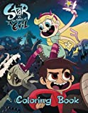 Star vs. the Forces of Evil Coloring Book: One of the Best Coloring Book for Kids and Adults, Mini Coloring Book for Little Kids, Activity Book for ... Books for Girls, Coloring Books for Boys