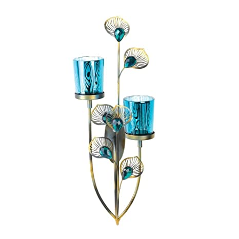 Amazon Com Gallery Of Light Candle Sconces Wall Decor