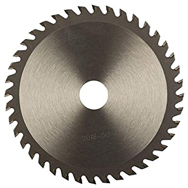 DEWALT DW03540 125mm 40T TCT Circular Saw Blade for cutting MDF,Plywood and Laminated Wood 6