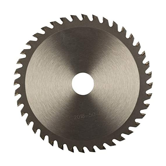DEWALT DW03540 125mm 40T TCT Circular Saw Blade for cutting MDF,Plywood and Laminated Wood 2
