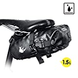Waterproof Bicycle Saddle Bag Bike Bag Under seat Bag Rainproof Mountain Road Bike Seat Bag Bicycle Bag Professional Cycling Accessories