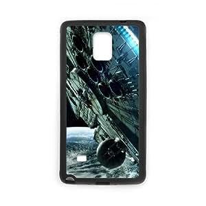 COOL Creative Desktop Star Wars CASE For Samsung Galaxy Note 4 N9100 Q95D802543