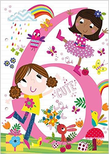 Tarjeta de felicitación (aba7256) - hembra cumpleaños - edad ...