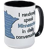 CafePress - Random Minnesotan III Mugs - Coffee Mug, Large 15 oz. White Coffee Cup