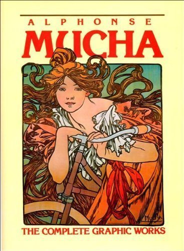 - Alphonse Mucha: The Complete Graphic Works