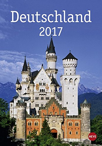 Deutschland - Kalender 2017