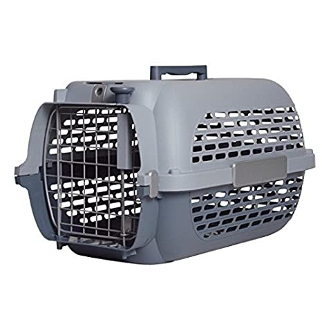 Dogit Transportín para Perros, Talla Extra-Grande, Marrón/Blanco, 66 x 45 x 43 cm: Amazon.es: Productos para mascotas