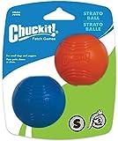 CHUCKIT Small Strato Ball (2 Pack)