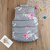 Younger star Little Girls Vests Outerwear Cute