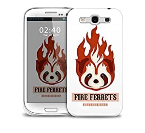 fire ferrets Samsung Galaxy S3 GS3 protective phone case