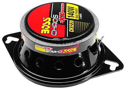 BOSS Audio CH4330 400 Watt (Per Pair), 4 x 10 Inch, Full Range, 3 Way Car Speakers (Sold in Pairs)