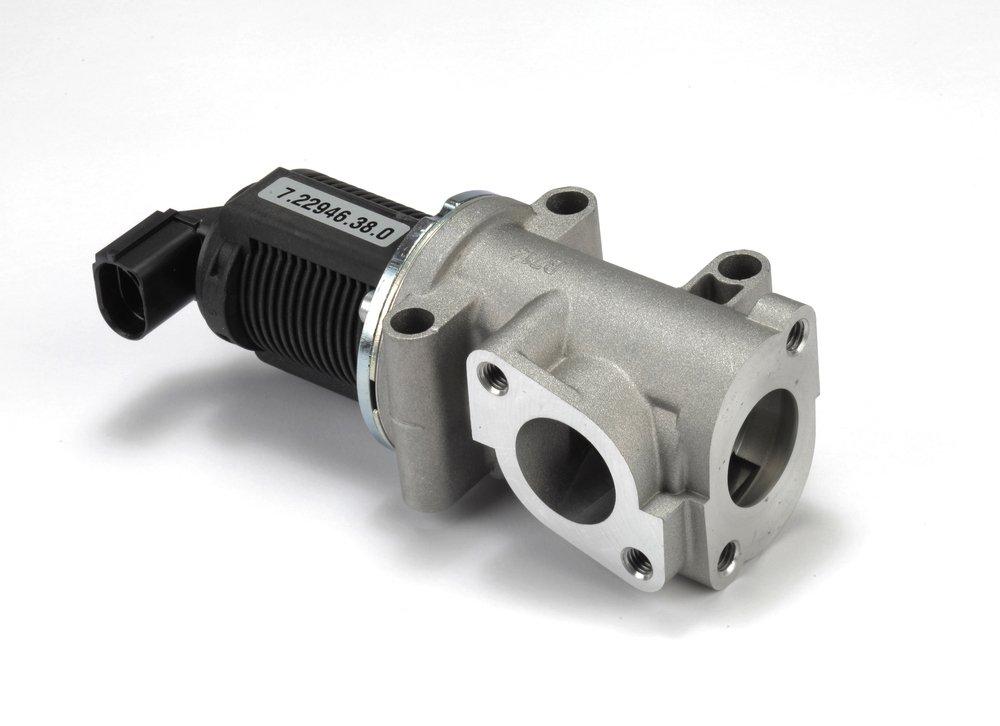 Fuel Parts EGR098 Valvula de Recirculacion de los Gases de Escape (RGE) Y Sensor Fuel Parts UK
