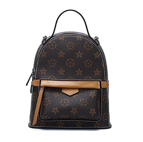 de PVC cuir à mode dos en décontracté sac 23cm des main sac 11 souple à femmes la Sac 20 multifonctionnel aw4da