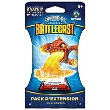 Skylanders Battlecast Booster Pack - 8 Cards - French