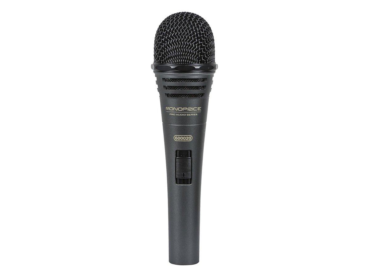 Microfono Monoprice Dynamic Vocal  (600020)...